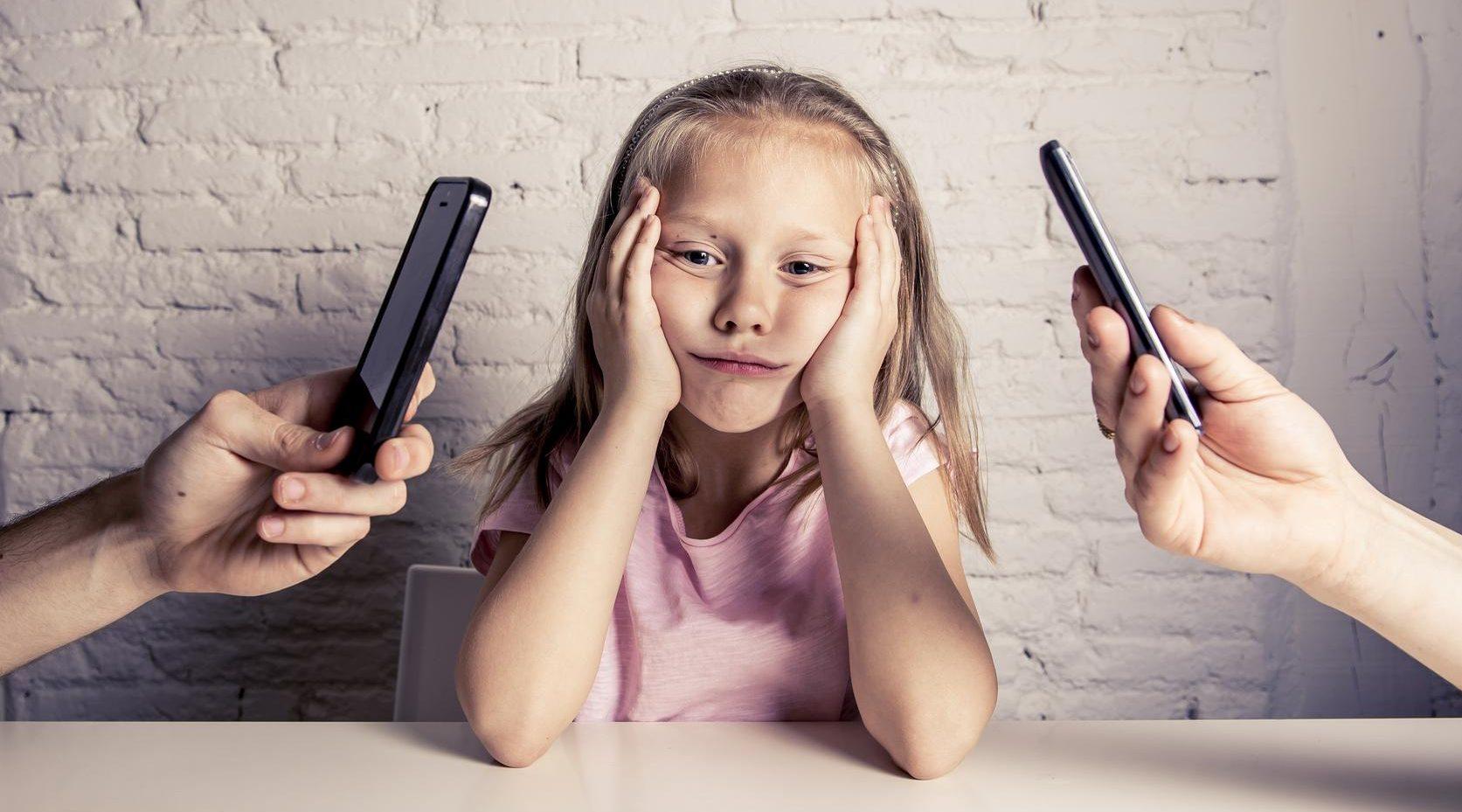 social media telefoon
