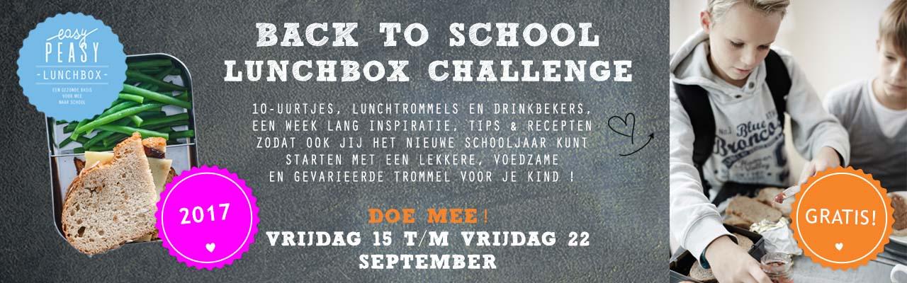 lunchbox challenge