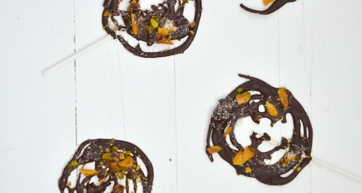 chocolade-lollies