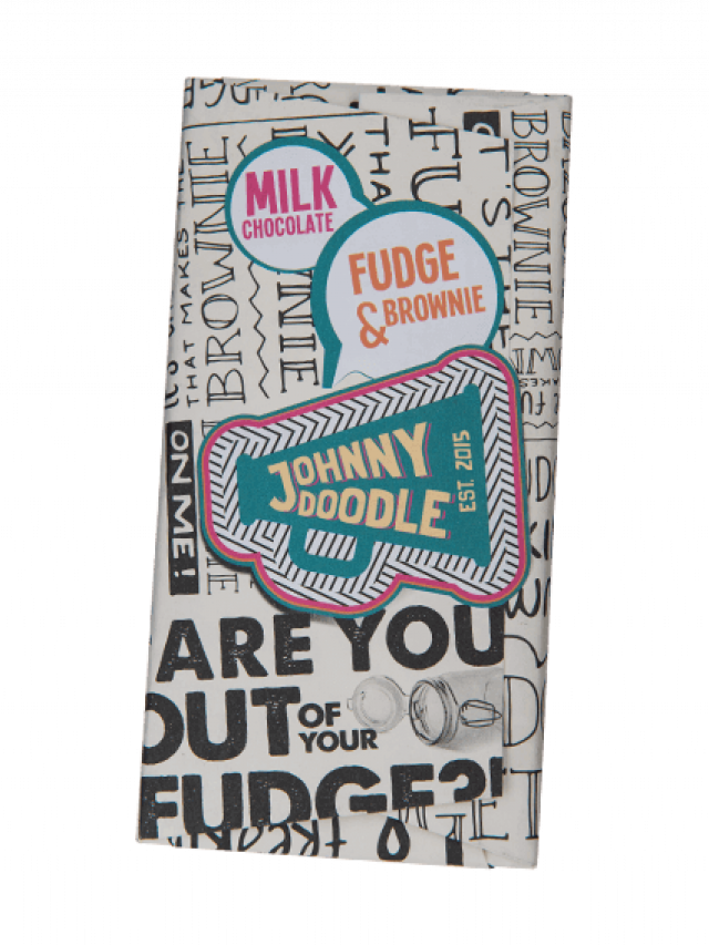 Johnny doodle fudge