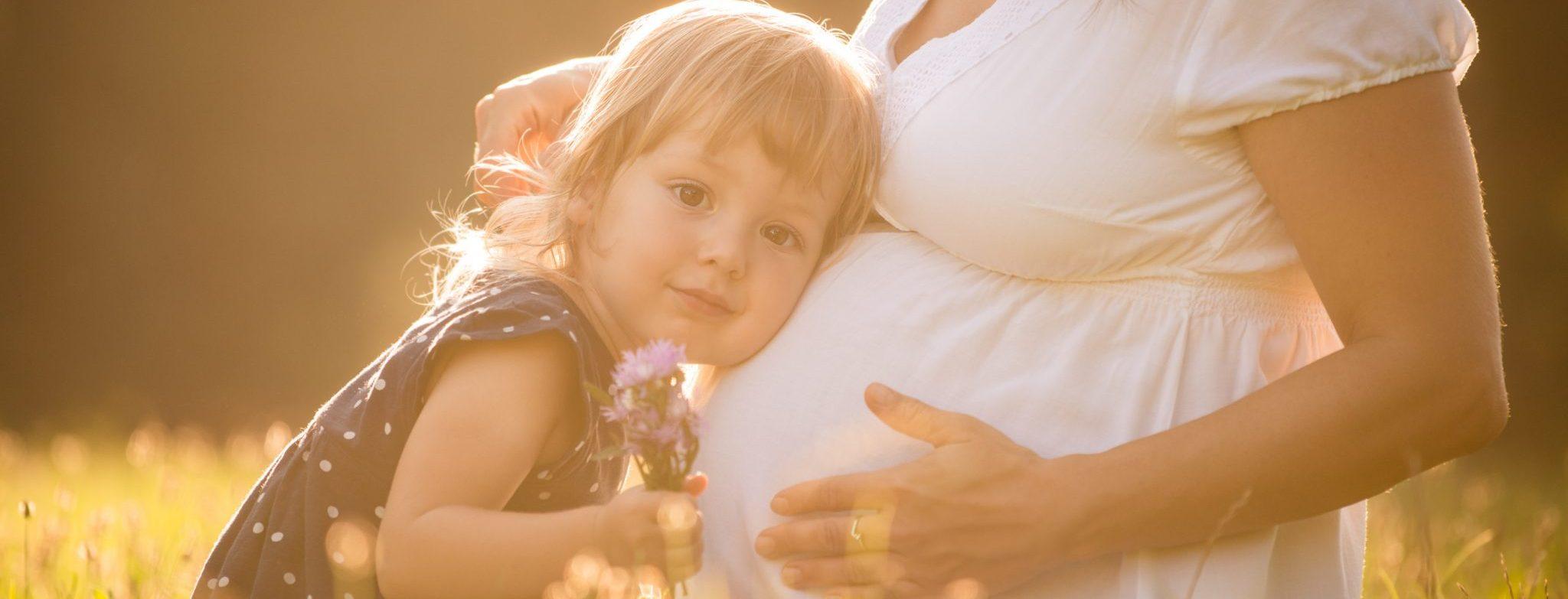 zwanger tweede kindje