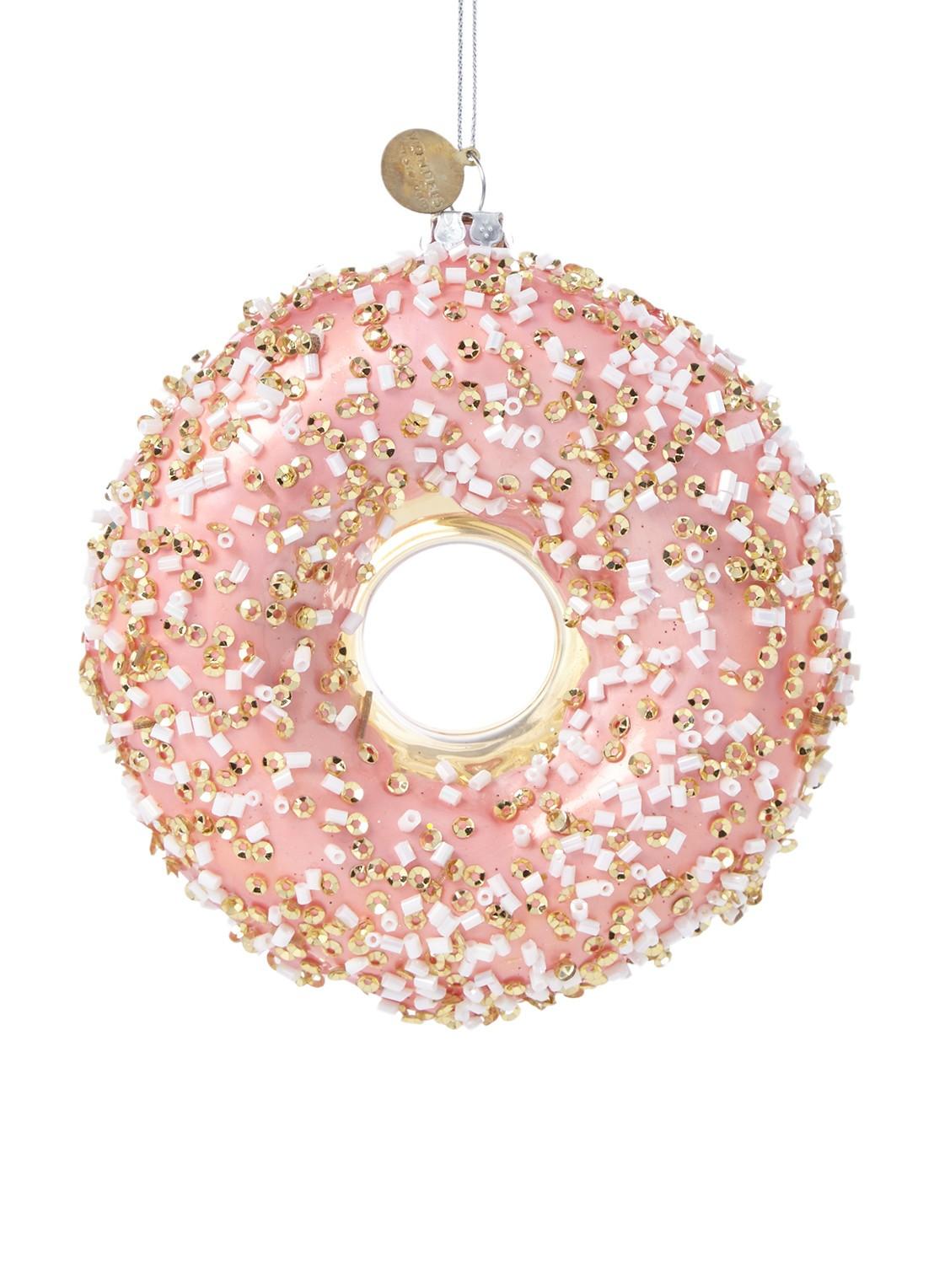 donut kerstbal