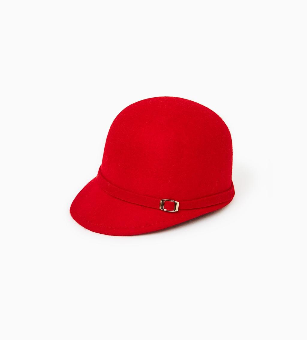 zara vilten hoed