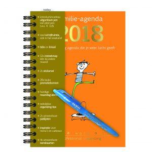 agenda voorkant