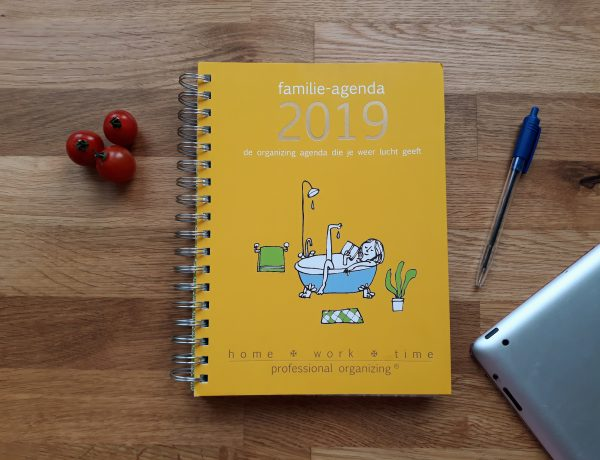 Review: De home-work-time familie-agenda 2019